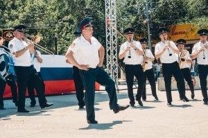 Концерт военного оркестра #12450