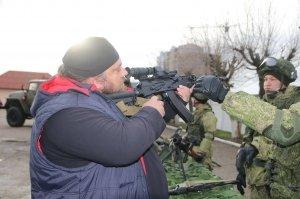 Присяга 171 отдельного десантно-штурмового батальона, Феодосия #6807