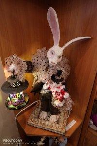 Выставка кукол. Музей Грина #7562