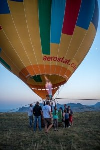 Фото фестиваля «Небо для всех» в Феодосии #3067