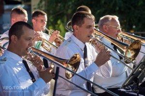 Фестиваль военных оркестров в Феодосии #12790