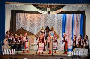 Фото отчетного концерта клуба СЯБРОВКИ в ДК БРИЗ #6322
