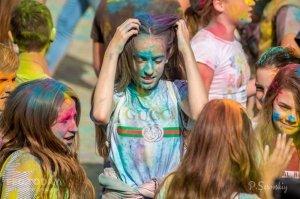 Фестиваль красок в Феодосии, май 2018 #11271