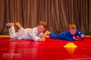 Детский фестиваль по дзюдо #8524