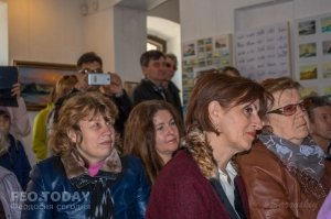 Открытие выставки «Морской пейзаж» в музее Грина #8055