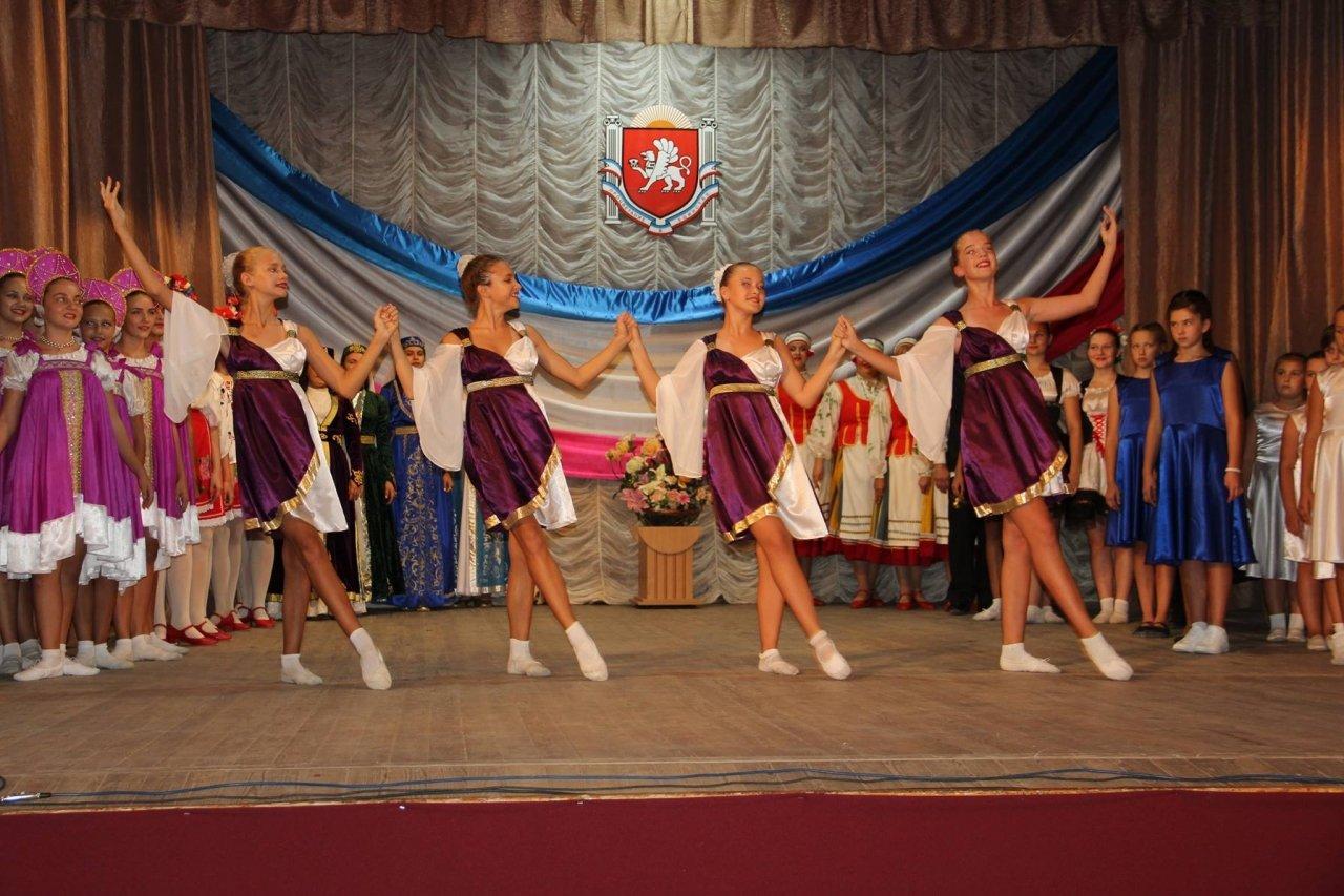 Фото торжественного мероприятия ко Дню герба и флага Республики Крым #4294