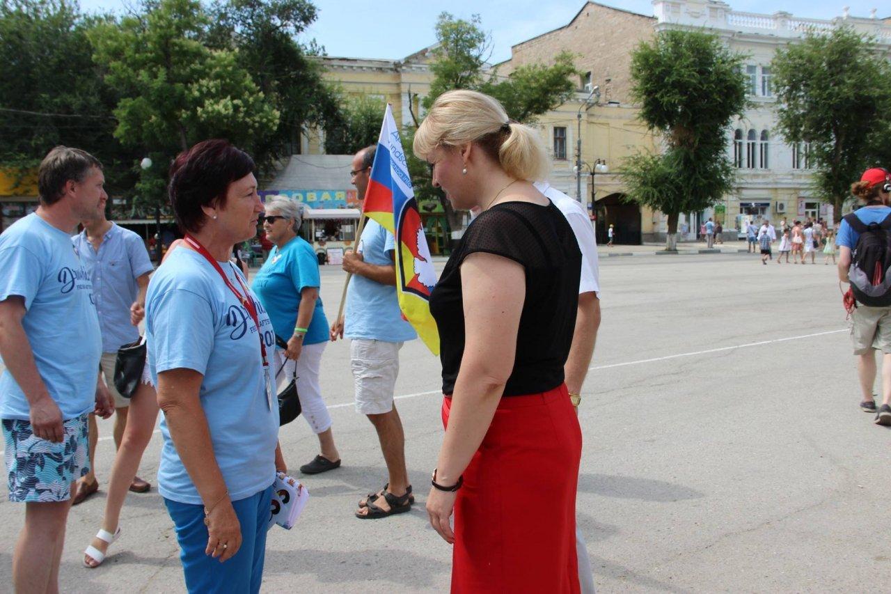 Фото визита участников автопробега Берлин—Москва в Феодосию #2331
