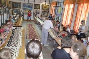 Фото шахматного фестиваля в Феодосии #147