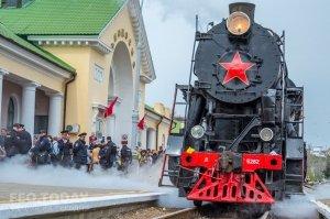 «Поезд Победы — 2018» в Феодосии #8205