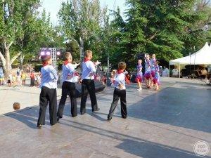 Фото выступления клуба БРАВО на День города в Феодосии #1621