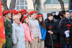Фото митинга в память о Керченско-Феодосийском десанте #6479