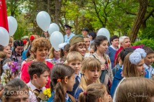 Празднование Дня Победы в Приморском #10631