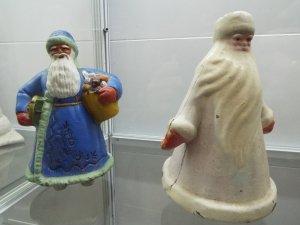 Фото выставки «Дед мороз из нашего детства» в Феодосии #6471