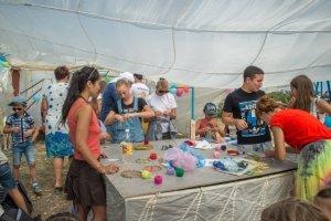 Фото фестиваля «Небо для всех» в Феодосии #3081