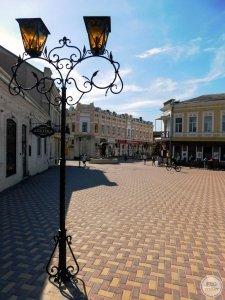 Музейная площадь в Феодосии #6612