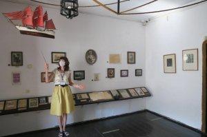 Музей Грина возобновил деятельность #15261
