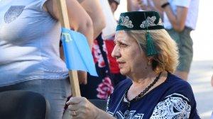 День крымскотатарского флага #15054