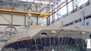 Открытие памятника корабелам, Приморский #14268