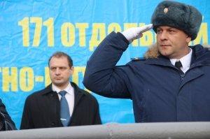 Присяга 171 отдельного десантно-штурмового батальона, Феодосия #6797
