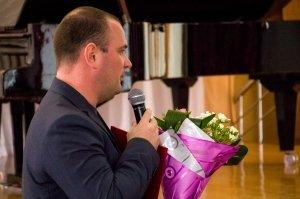 Фото празднования юбилея директора первой музыкальной школы Феодосии #5852