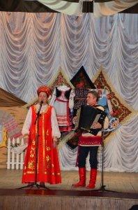 Фото отчетного концерта клуба СЯБРОВКИ в ДК БРИЗ #6328