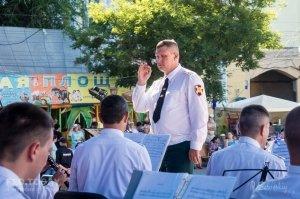 Фестиваль военных оркестров в Феодосии #12789