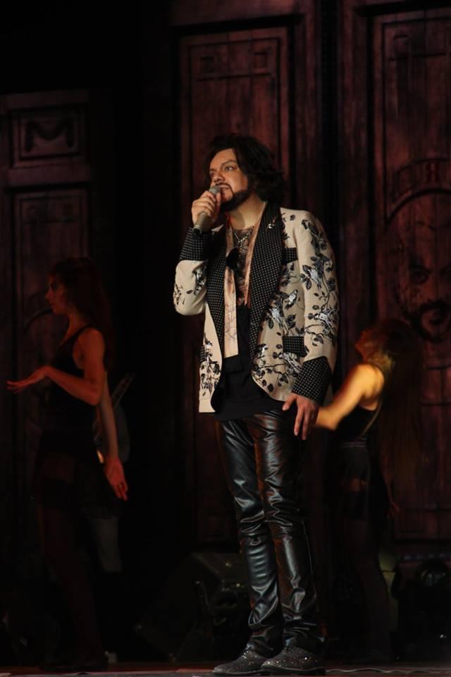 Фото концерта «Я Филипп Киркоров» в Феодосии #446