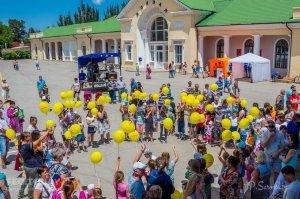День защиты детей в Феодосии #11961