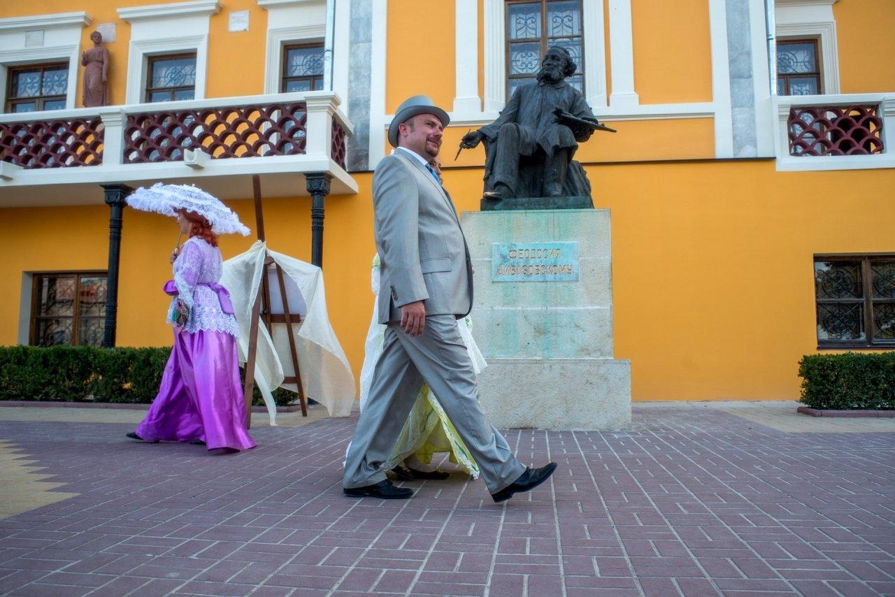 Фото прибытия Айвазовского в Феодосию #1003
