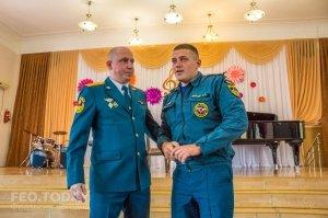 Награждение Феодосийских спасателей #8855