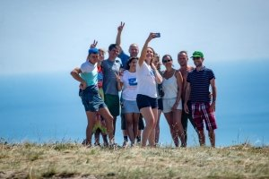Фото фестиваля «Небо для всех» в Феодосии #3069