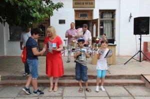 Фото закрытия шахматного фестиваля в Феодосии #258