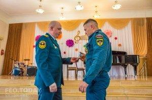 Награждение Феодосийских спасателей #8854