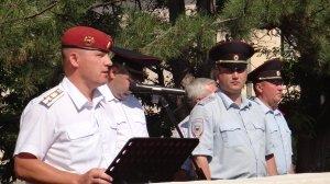 Фото принятия присяги в Краснокаменке #403