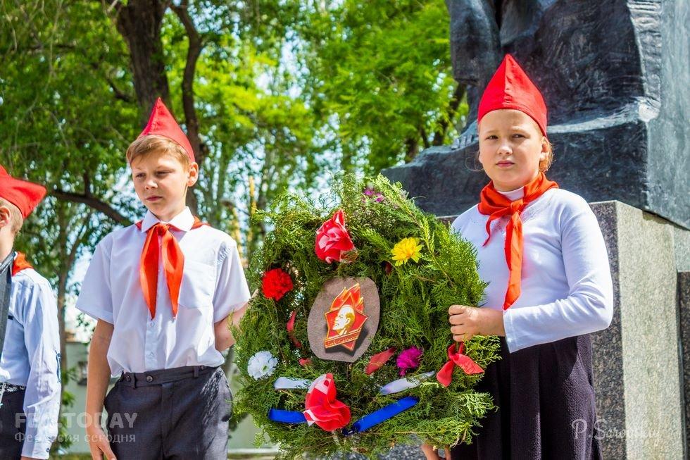 96-летие Всесоюзной пионерской организации Ленина #11284