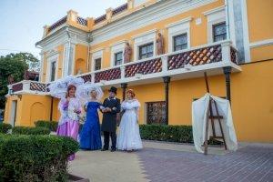 Фото прибытия Айвазовского в Феодосию #994