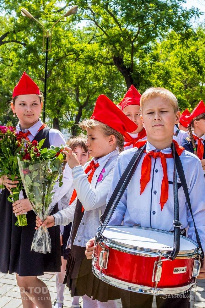 96-летие Всесоюзной пионерской организации Ленина #11273