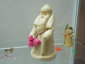 Фото выставки «Дед мороз из нашего детства» в Феодосии #6454
