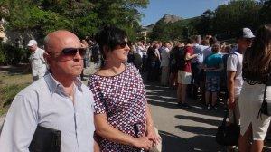 Фото принятия присяги в Краснокаменке #381