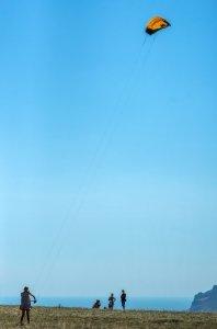 Фото фестиваля «Небо для всех» в Феодосии #3066