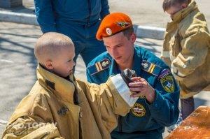 День пожарной охраны в Феодосии #8793