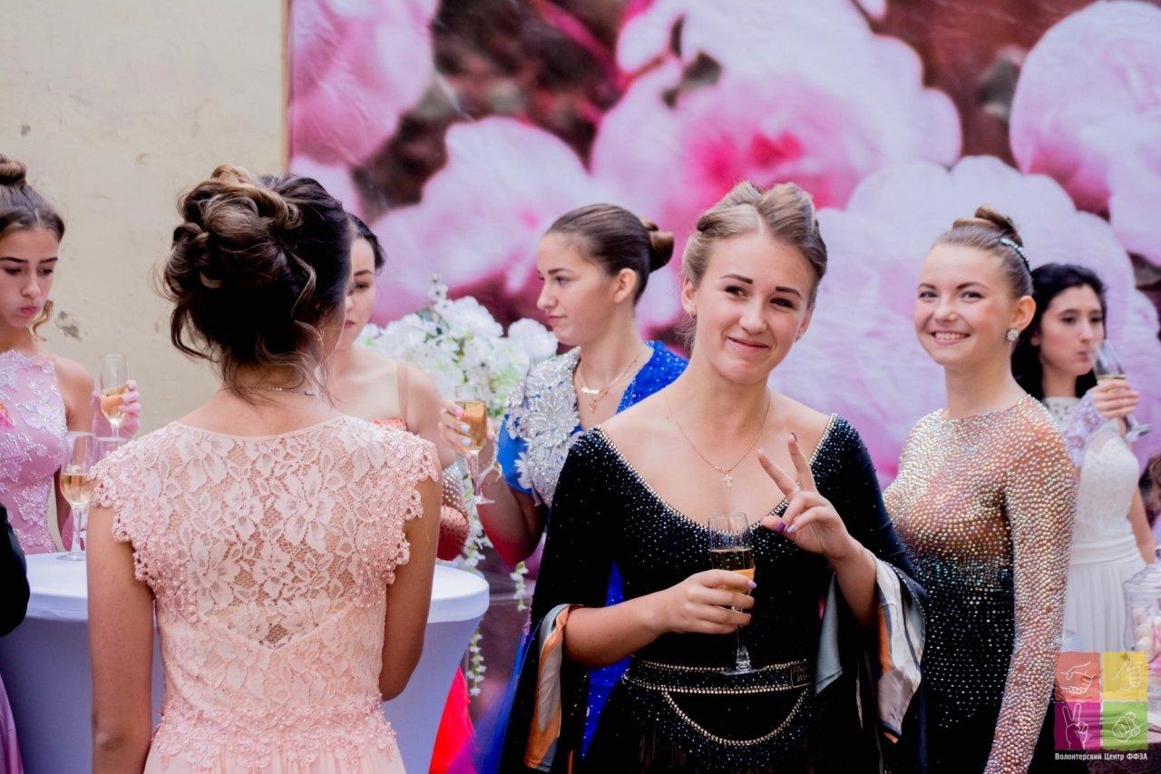 Фото первого бала у Айвазовского в Феодосии #4998