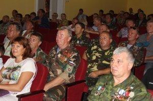 Фото празднования 30-летия Союза ветеранов Афганистана в Феодосии #2526
