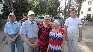 Фото празднования Дня флага России в Феодосии #2917