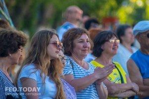 Первомайский концерт в Феодосии #9583