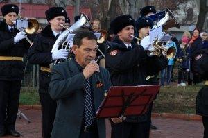 Фото митинга в память о Керченско-Феодосийском десанте #6489
