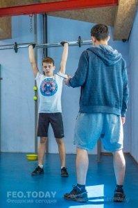 Заруба в Феодосии, турнир по CrossFit #8638