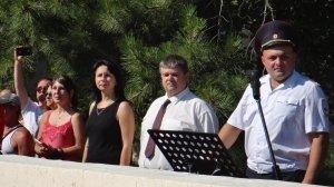 Фото принятия присяги в Краснокаменке #388
