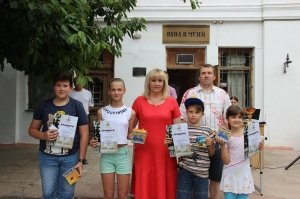Фото закрытия шахматного фестиваля в Феодосии #279