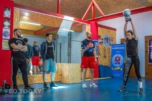 Заруба в Феодосии, турнир по CrossFit #8631